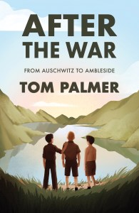 Books2All author Q&Q - Tom Palmer After the War