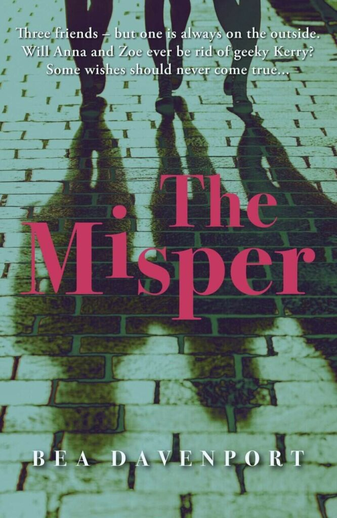 Books2All author Q&A - Bea Davenport  The Misper