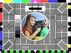 Books2All blog -books still matter BBC test card 1970s