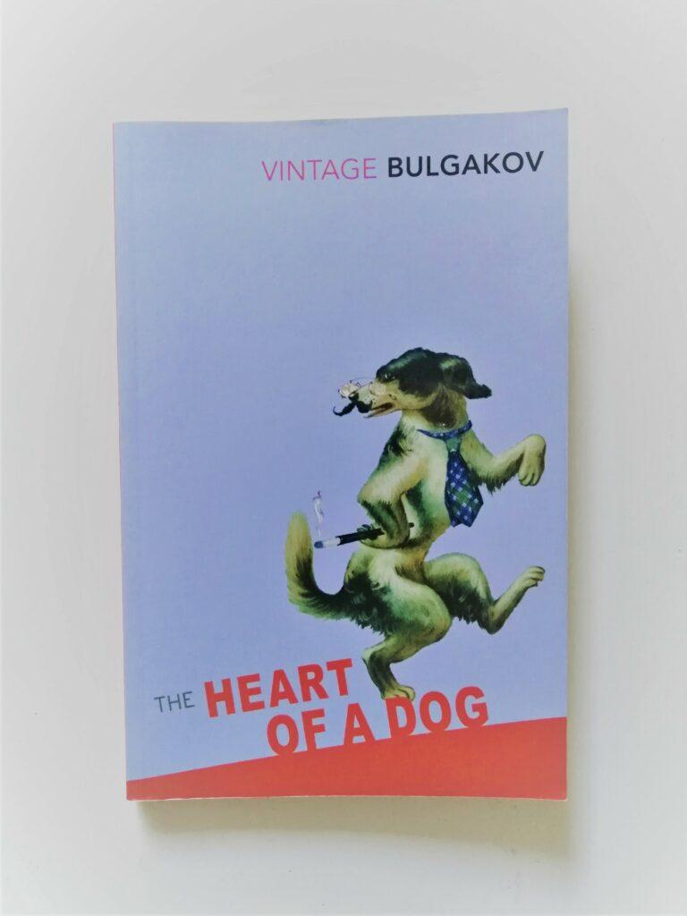 Books2All winter reading - Heart of a Dog by Mikhail Bulgakov