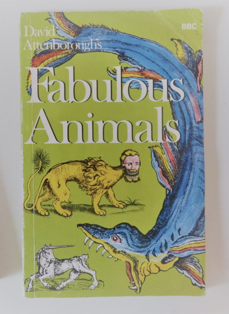 Books2All blog childhood books - David Attenborough's Fabulous Animals by Molly Cox & David Attenborough