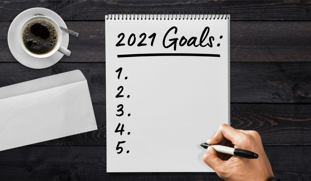 Books2All blog: New Year's resolution 2021 – is it time for a new take on an old tradition?