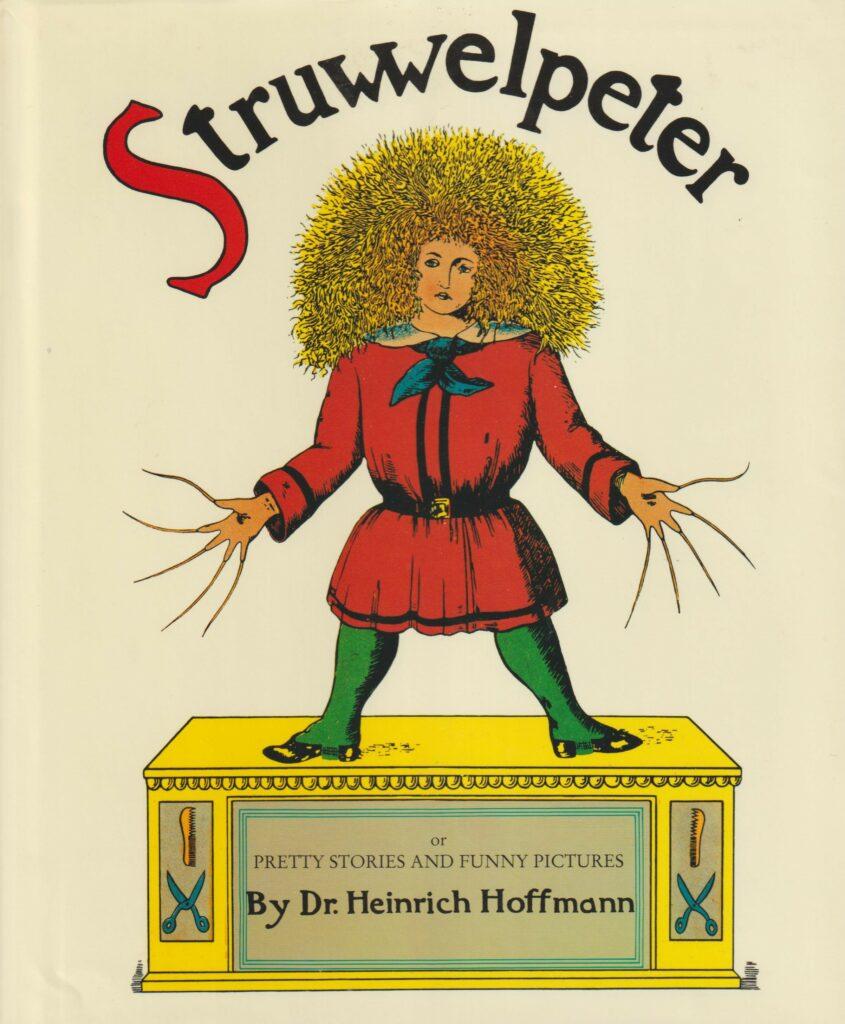 Books2All Burns' Night 2021 blog: Struwwelpeter by Dr Heinrich Hoffmann