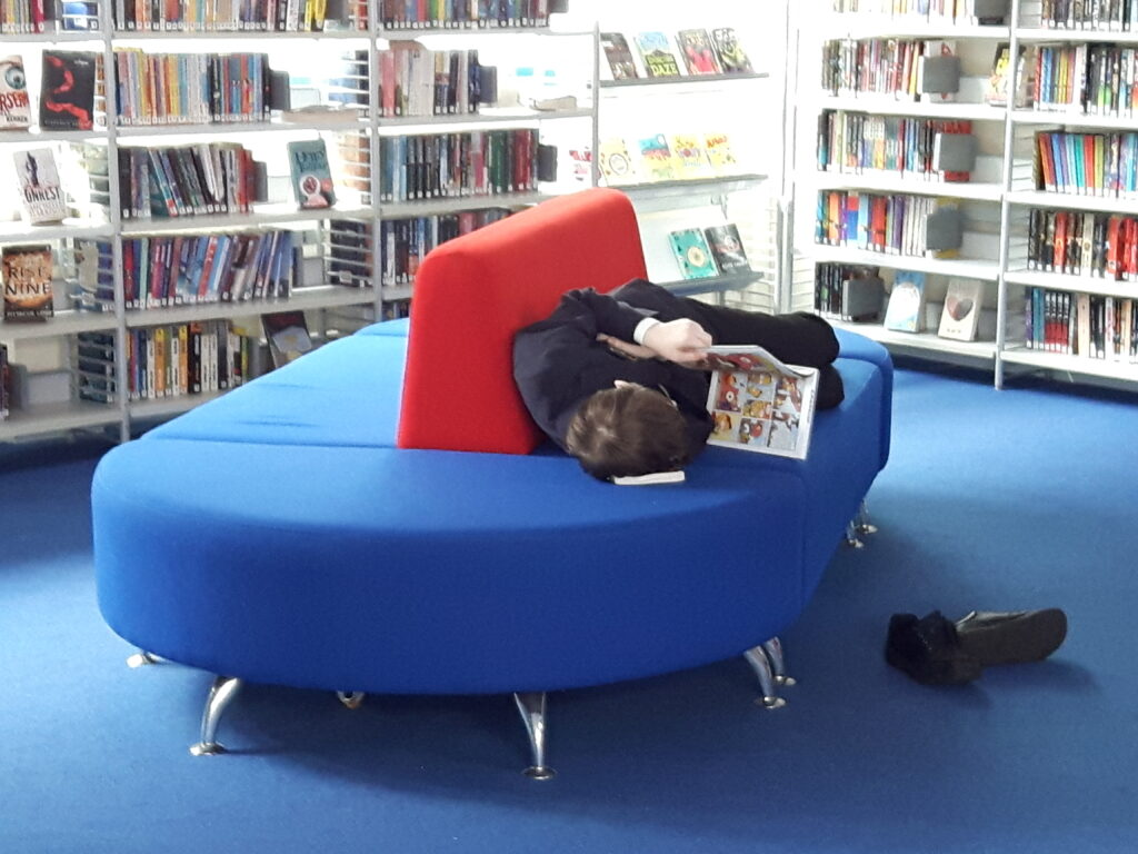 Books2All blog contributed by Barbara Band: Why having a school library is a no-brainer