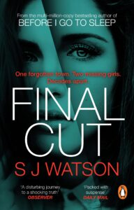 Books2All Q&A - Interview with SJ Watson author of Final Cut