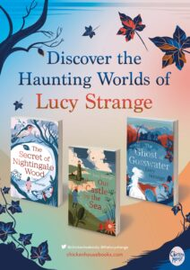 Books2All blog: Q&A with Lucy Strange, author of The Ghost of Gosswater