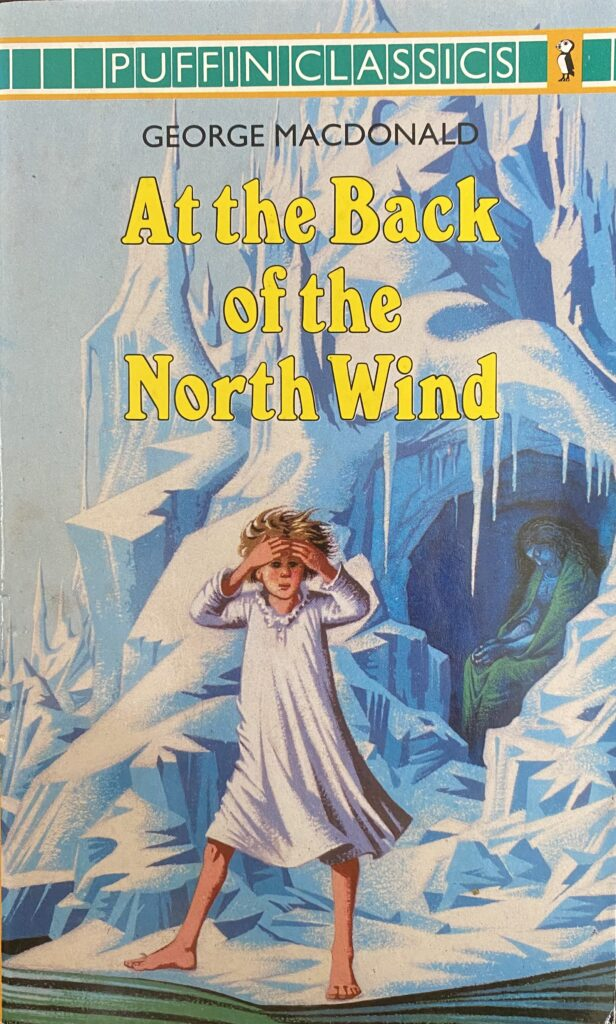 Books2All blog: The history of children's literature in 6 memorable books - At the Back of the North Wind by George MacDonald
