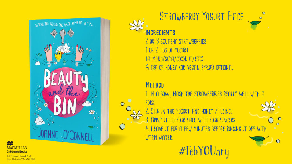 Books2All blog: Q&A with Joanne O'Connell, author of Beauty and the Bin