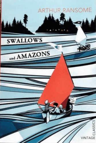 Books2All blog: The history of children's literature in 6 memorable books - Swallows and Amazons by Arthur Ransome