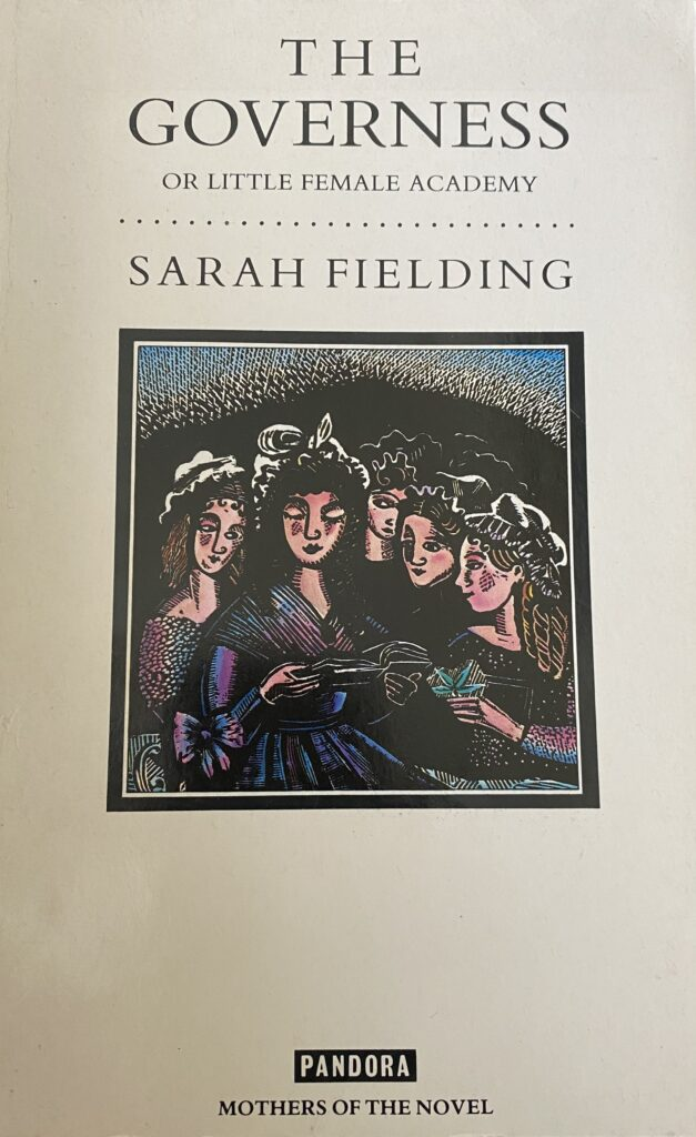Books2All blog: The history of children's literature in 6 memorable books - The Governess by Sarah Fielding