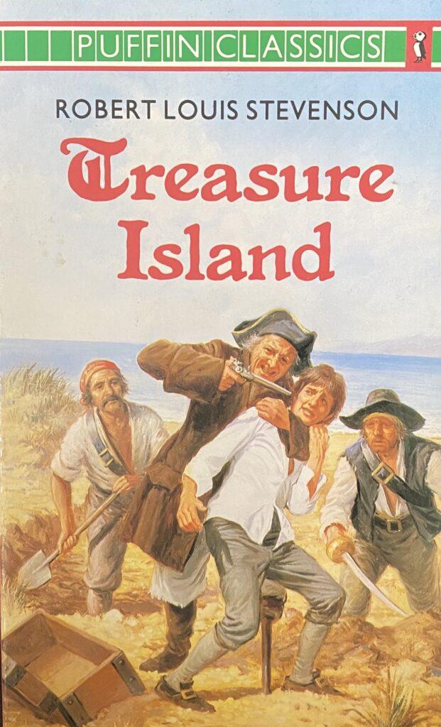 Books2All blog: The history of children's literature in 6 memorable books - Treasure Island by Robert Lewis Stevenson
