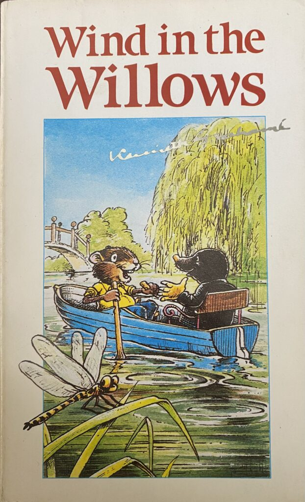 Books2All blog: The history of children's literature in 6 memorable books - The Wind in the Willows by Kenneth Grahame