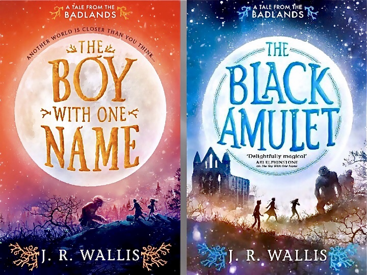 Books2All blog: Q&A with Rupert Wallis, author of Tales from the Badlands