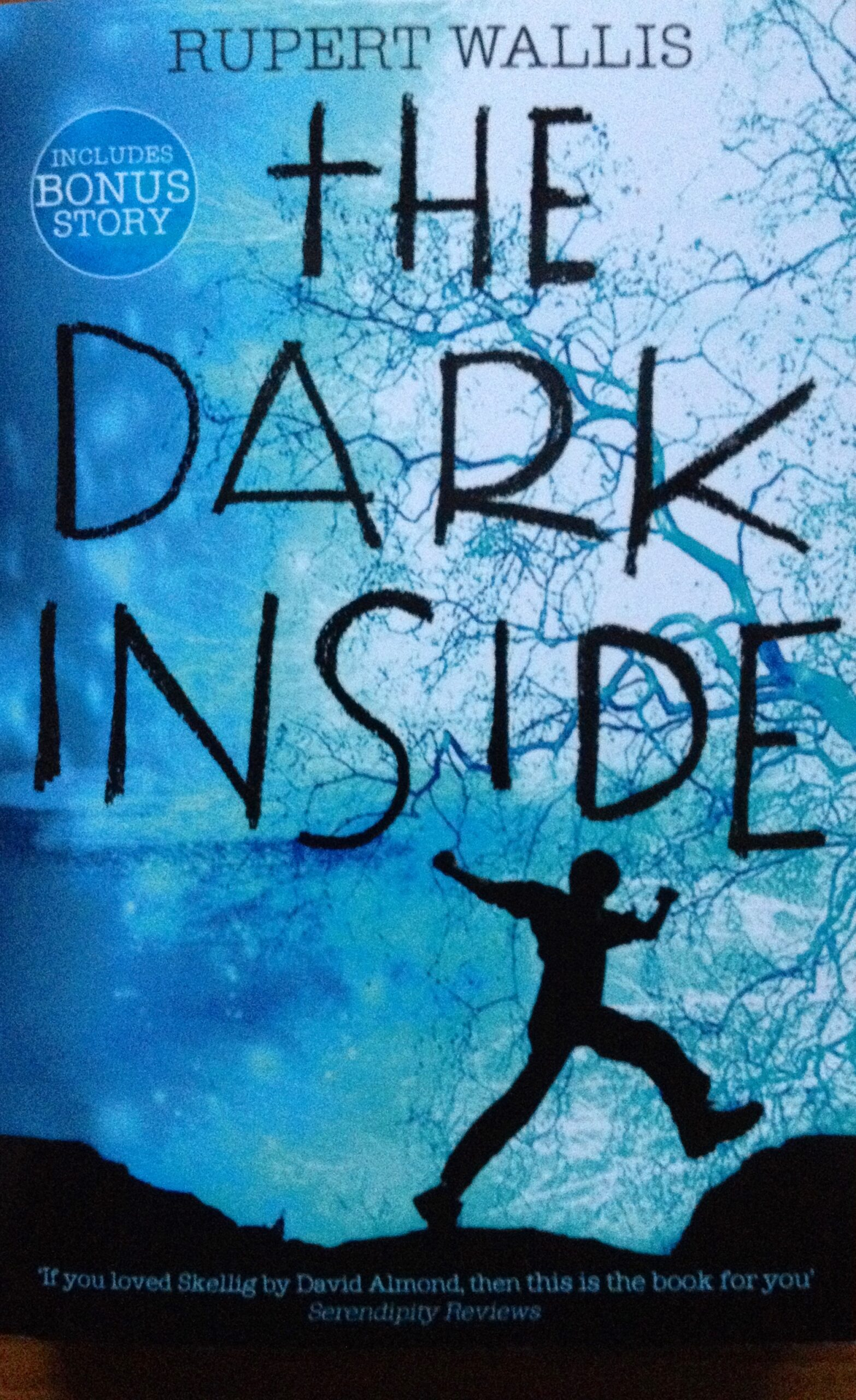 Books2All blog: Q&A with Rupert Wallis, author of The Dark Inside