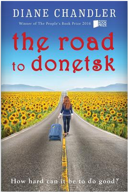 Bools2All blog: Q&A with Diane Chandler, author of Only Human and The Road to Donetsk